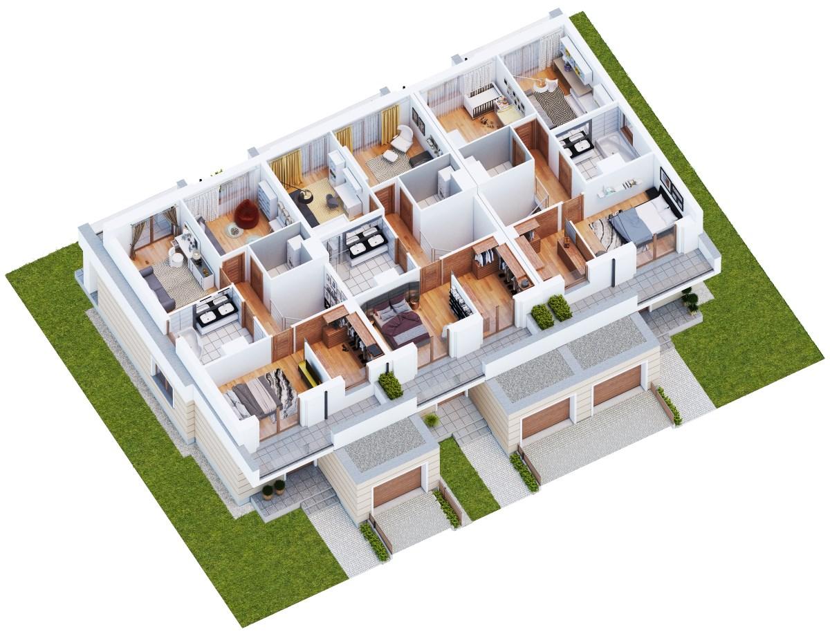 Smardzowska - piętro